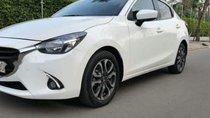 Bán xe Mazda 2 1.5AT năm sản xuất 2016, màu trắng, giá 485tr
