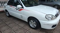 Cần bán xe Daewoo Lanos năm sản xuất 2001, màu trắng