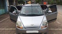 Chính chủ bán Chevrolet Spark 0.8 MT đời 2009, màu bạc