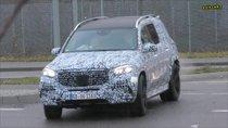 Mercedes-Maybach GLS-Class lần đầu tiên lộ diện