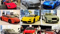 Showroom của 3 hãng siêu xe tụ hội tại Landmark 81, VinFast cũng góp mặt