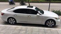 Cần bán Lexus LS 460 sản xuất năm 2008, màu trắng, xe nhập