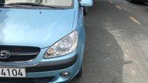 Bán xe Hyundai Getz 1.1 MT đời 2010, màu xanh lam