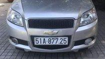 Gia đình bán Chevrolet Aveo sản xuất năm 2014, màu bạc