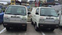 Bán xe Suzuki Super Carry Van đời 2018, màu trắng, giá tốt