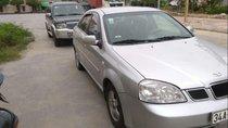 Bán xe Daewoo Lacetti đời 2005, màu bạc, chính chủ