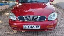 Bán Daewoo Leganza 2002, màu đỏ, xe nhập