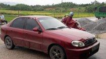 Bán Daewoo Lanos sản xuất năm 2002, màu đỏ, xe nhập