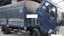 Bán xe tải Đô Thành IZ49 thùng mui bạt