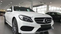Siêu xe Mercedes C300 AMG chỉ đăng ký, chưa lăn bánh xuống đường, 1 tỷ 860 triệu