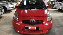 Toyota Yaris 1.3AT 2008, màu đỏ, xe nhập