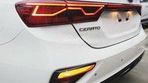 Bán Kia Cerato all new trắng 2019_ Giao xe ngay