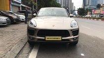 Bán Porsche Macan 2.0L 2015, màu vàng, nhập khẩu nguyên chiếc