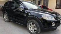 Cần bán xe Captiva màu đen đời 2007, 1 chủ từ đầu, số sàn, máy xăng 0888141655