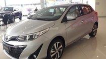Bán Toyota Yaris G năm 2018, màu bạc, nhập khẩu nguyên chiếc, giá tốt