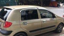 Cần bán xe Hyundai Getz đời 2010, màu vàng, nhập khẩu nguyên chiếc chính chủ, giá tốt