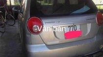 Bán Chevrolet Spark Van 2009, màu bạc, giá tốt