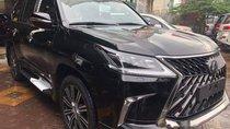 Bán xe Lexus LX Super Sport năm sản xuất 2018, màu đen, xe nhập