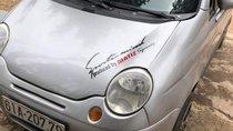 Bán Daewoo Matiz đời 2004, màu bạc, xe nhập xe gia đình, giá tốt