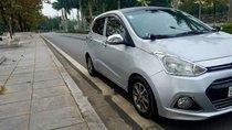 Bán Hyundai Grand i10 2014, màu bạc, nhập khẩu