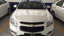 Bán xe Chevrolet Cruze đời 2018, màu trắng, giá tốt