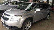 Cần bán Chevrolet Orlando năm 2013, màu bạc, nhập khẩu