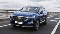 Hyundai Santa Fe hủy kế hoạch trang bị động cơ tăng áp diesel