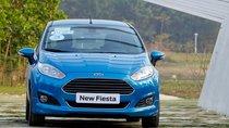 Ford Fiesta chính thức 'khai tử' tại Việt Nam do ế ẩm