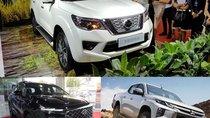 Tháng 1/2019 có những mẫu ô tô mới nào ra mắt tại Việt Nam?