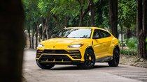 Lamborghini Urus thứ 3 màu vàng vừa về Việt Nam chốt giá hơn 21 tỷ đồng