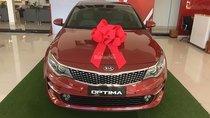 Bán Kia Optima 2.0  GATH sản xuất 2018, màu đỏ, mới 100%