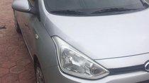 Bán Hyundai Grand i10 1.0 MT Base 2015, màu bạc, nhập khẩu nguyên chiếc