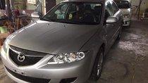 Cần bán gấp Mazda 6 đời 2003, màu xám, 247tr