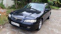 Chính chủ bán ô tô Mazda 626 năm 2002, màu xanh lam, xe nhập