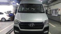 Bán xe Hyundai Solati đời 2019, màu bạc giá tốt