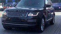 Bán ô tô LandRover Range Rover đời 2018, màu đen