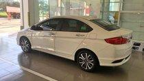 Honda Cần Thơ bán Honda City sản xuất năm 2018, màu trắng, giá 559tr