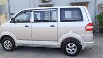 Cần bán gấp Suzuki APV sản xuất 2008, màu bạc, 265 triệu
