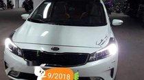 Bán Kia Cerato 1.6 AT sản xuất 2018, màu trắng, 620tr