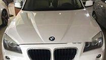 Bán BMW X1 đời 2010, màu trắng, xe nhập