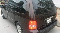 Cần bán gấp Kia Carnival MT năm 2008, màu đen, nhập khẩu nguyên chiếc, giá tốt