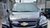 Cần bán Chevrolet Captiva đời 2008, màu đen