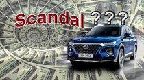 Chưa ra mắt, Hyundai Santa Fe 2019 đã đầy thị phi