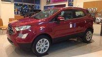 Bán xe Ford EcoSport 2018, màu đỏ, giá chỉ 515 triệu
