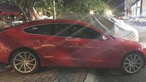 Bán xe Audi A5 đời 2015, màu đỏ, nhập khẩu ít sử dụng