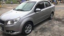 Bán Chevrolet Aveo sản xuất năm 2015, màu bạc, giá tốt