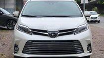 Bán Toyota Sienna Limited AWD 3.5 2018, màu trắng, nhập Mỹ