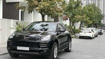 Cần bán Porsche Macan sản xuất năm 2015, màu đen, xe nhập