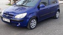 Cần bán Hyundai Getz bản đủ sản xuất 2008, màu xanh lam, nhập khẩu nguyên chiếc, giá tốt không taxi