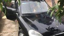 Bán Daewoo Nubira đời 2003, màu đen, xe gia đình, chất lượng tốt